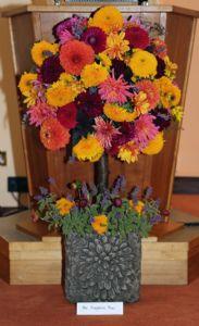 Flower tree - flower festival