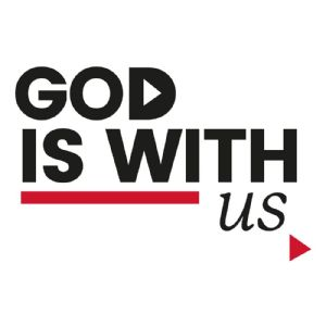 God Is With Us Christmas campaign image