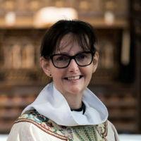 Rev'd Cathy Photo by Steve Paddon