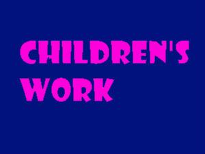 Childrens Work link