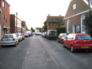 North Street today