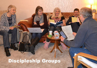Discipleship group 3