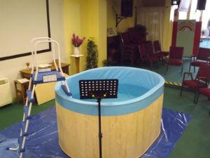 Portable Baptistery