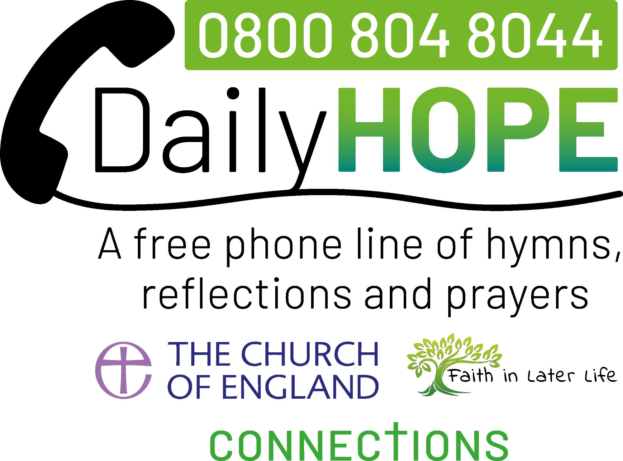 Daily Hope Phone line