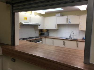Kitchen Hatch
