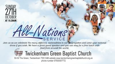 All Nations Service