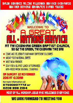 All nations service 2015
