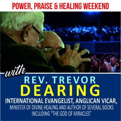Trevor Dearing