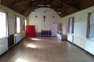 Marys Hall Interior