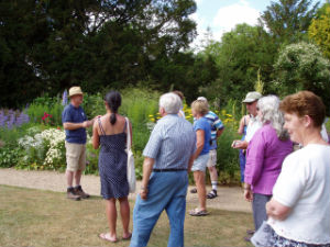 Gardening Club visits to other gardens