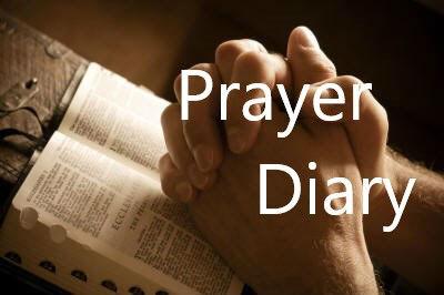 Prayer Diary
