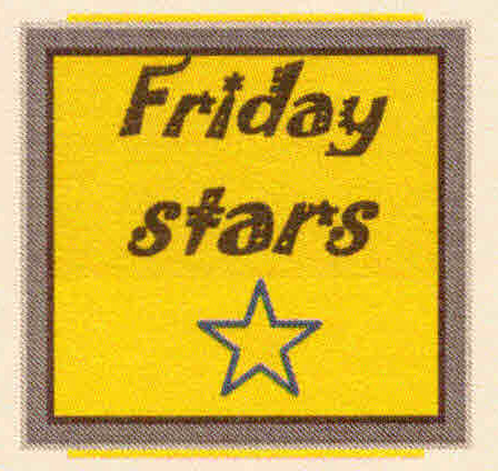 Friday Stars logo