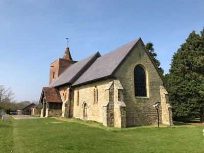 Image of All Saints Tudeley