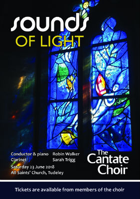 Sounds of Light concert Tickets available from the Choir
