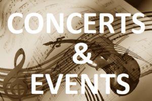 Concert & Events link