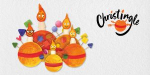 Christingle candles
