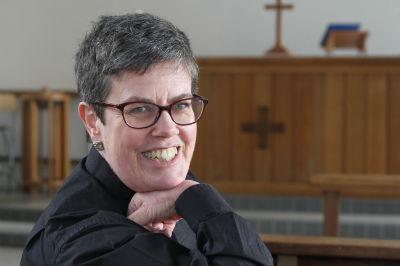 Rev Justine portrait