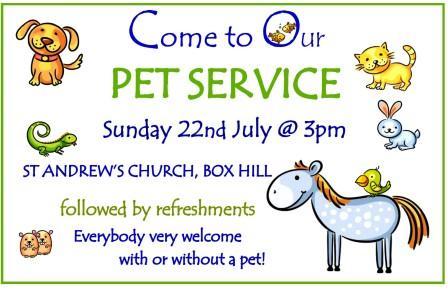 Pet Service 2018 Website