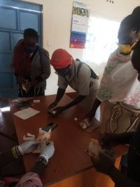 Micro Finance Loans Being Made