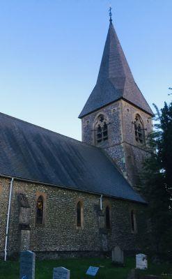 St Mary's Dusk