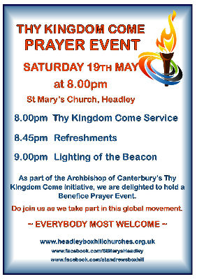TKC Prayer Event