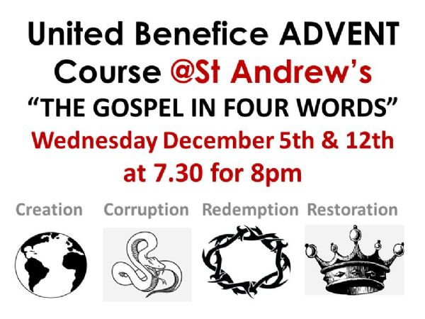 United Benefice Advent Course