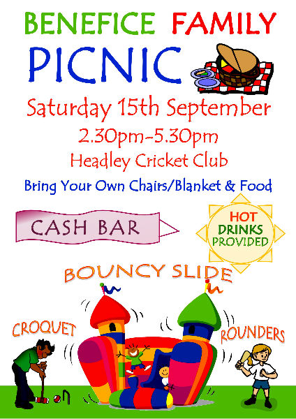 Benefice Picnic
