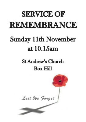 Remembrance St As