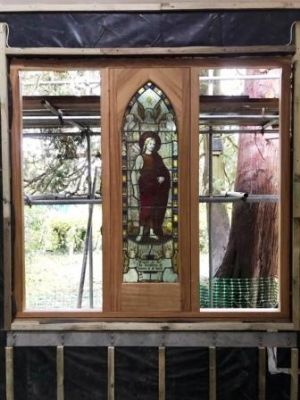 John the Baptist Window