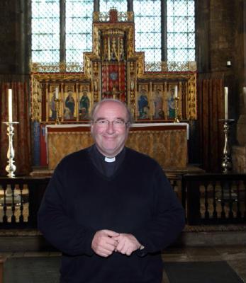 Revd Canon John Westwood