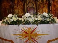 Altar - white