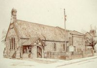 St Martin PA drawing