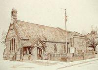 St Martin PA drawing