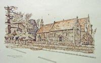St Peter PA drawing