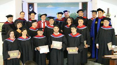 NEC Graduation 2016