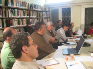 ABCI pastors studying