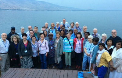 group tour with David Ronco, 2015