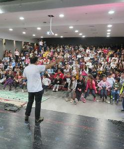Easter event, 2019, at Nazareth Baptist School