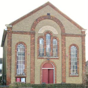 Soham Methodist Church