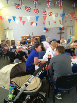 Queen's 90th Birthday 'Street Party'