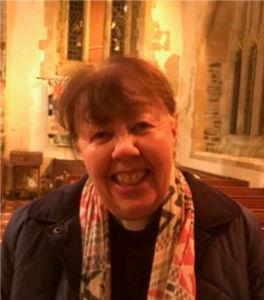 Rev.Julie Cartwright