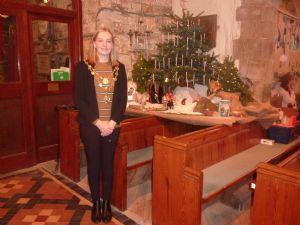 Torrington Mayor Keely Allin