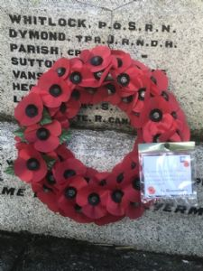 Wreath for the fallen