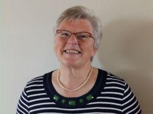 Ann Luxton -  Church Warden