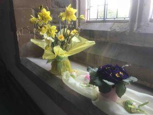 Easter Flowers 2018