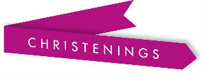 Christenings Website