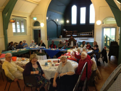 Diamond Days Christmas lunch