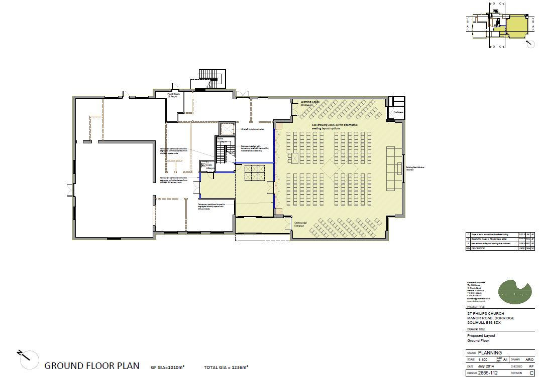 Ground floor phase 1