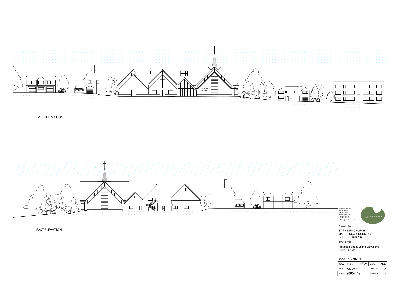 2865-119 Proposed Street Scene Elevations.