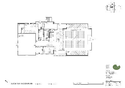 2865-112 Proposed Ground Floor Plan